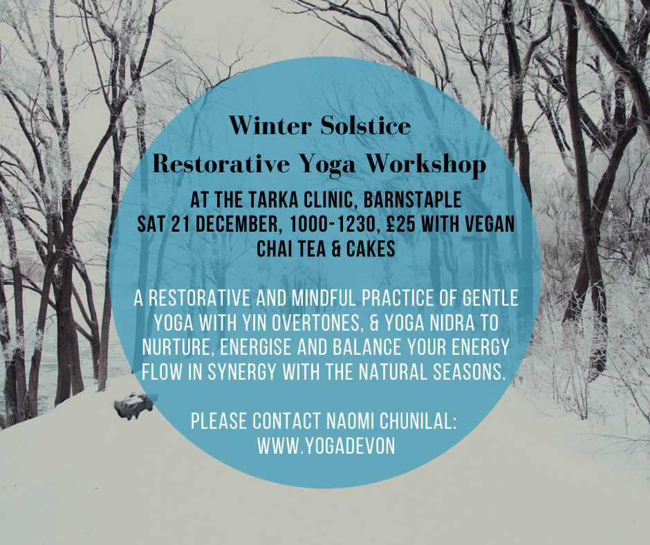 Winter Awakening Yoga Workshop